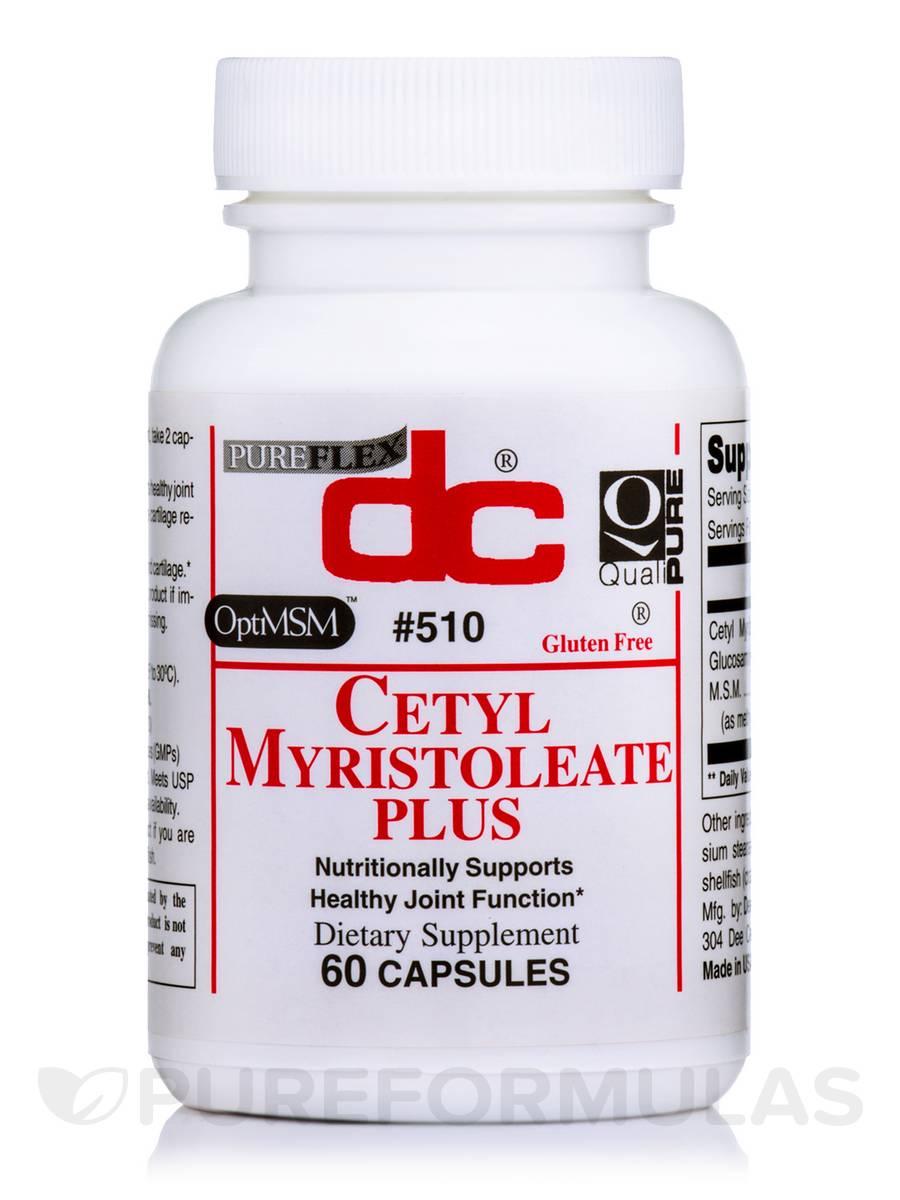 Cetyl Myristoleate Plus - 60 Capsules