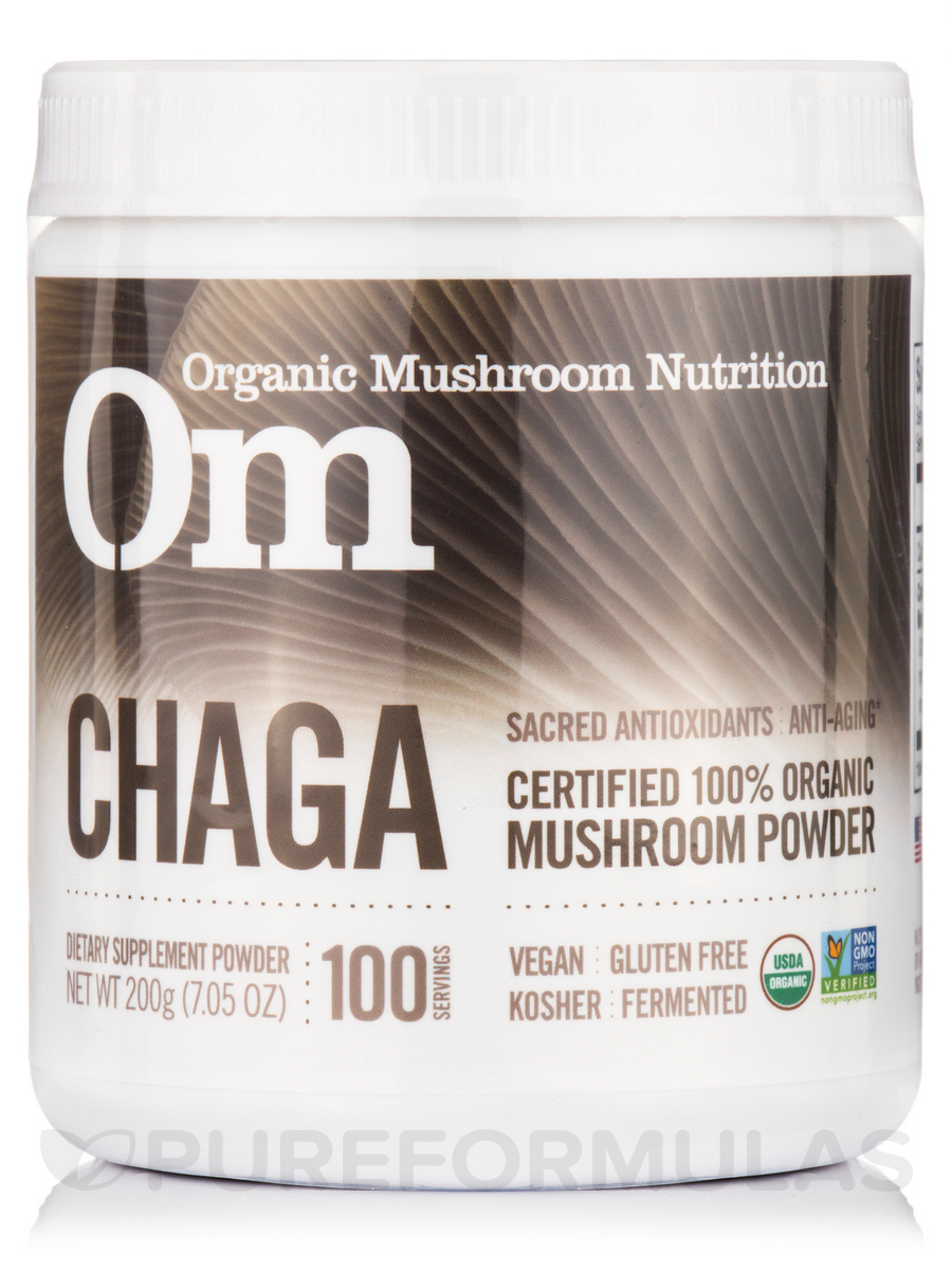 Chaga Powder - 100 Servings (7.14 oz / 200 Grams)