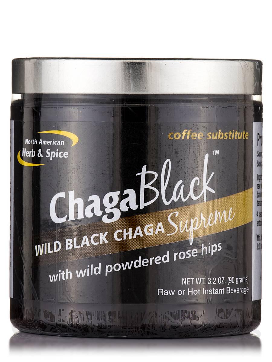 ChagaBlack - 3.2 oz (90 Grams)