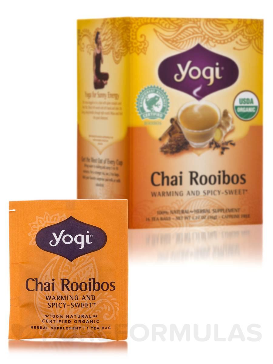 Chai Rooibos Tea - 16 Tea Bags