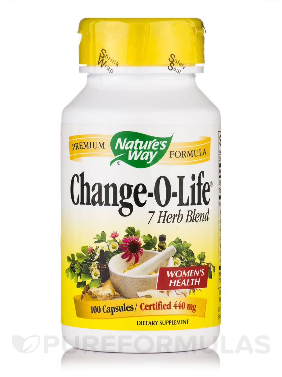 Change-O-Life - 100 Capsules