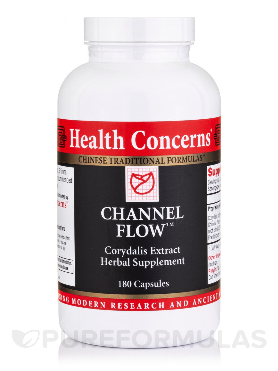 Channel Flow - 180 Tablets