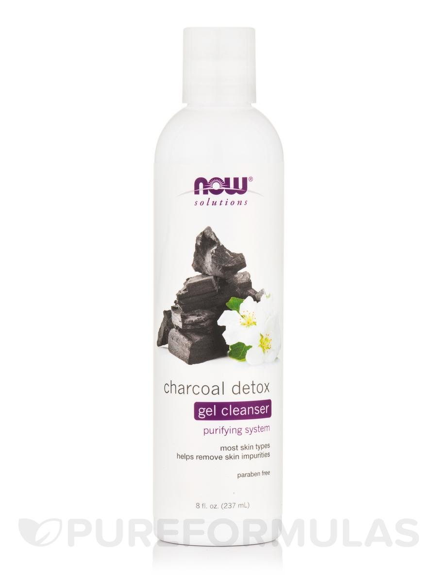 Charcoal Detox Gel Cleanser - 8 fl. oz (237 ml)