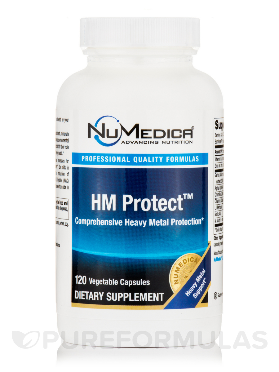 HM Protect™ - 120 Vegetable Capsules
