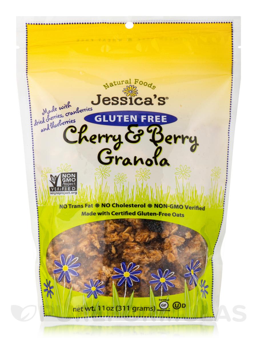 Cherry & Berry Granola - 12 oz (340 Grams)