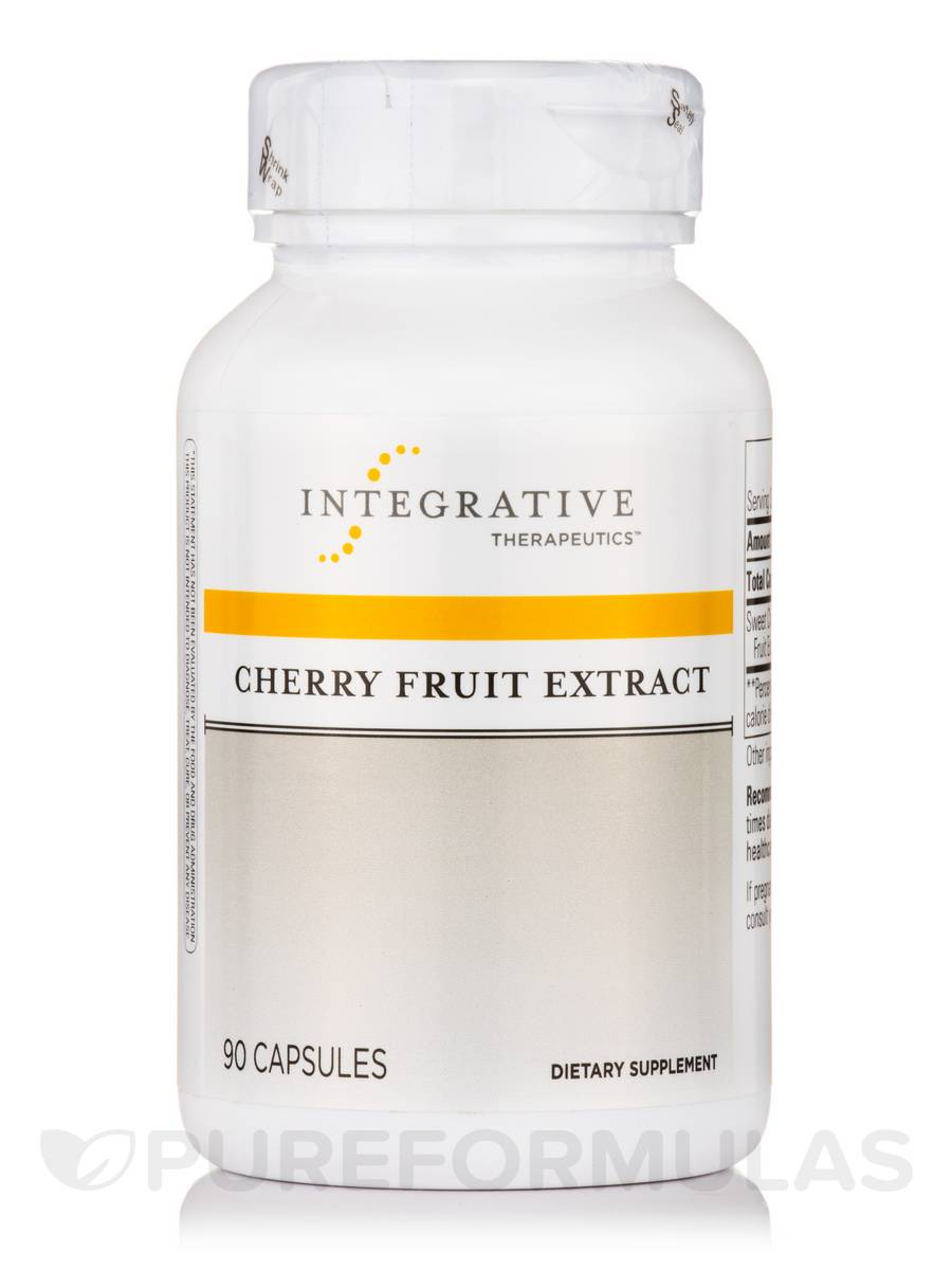 Cherry Fruit Extract - 90 Capsules