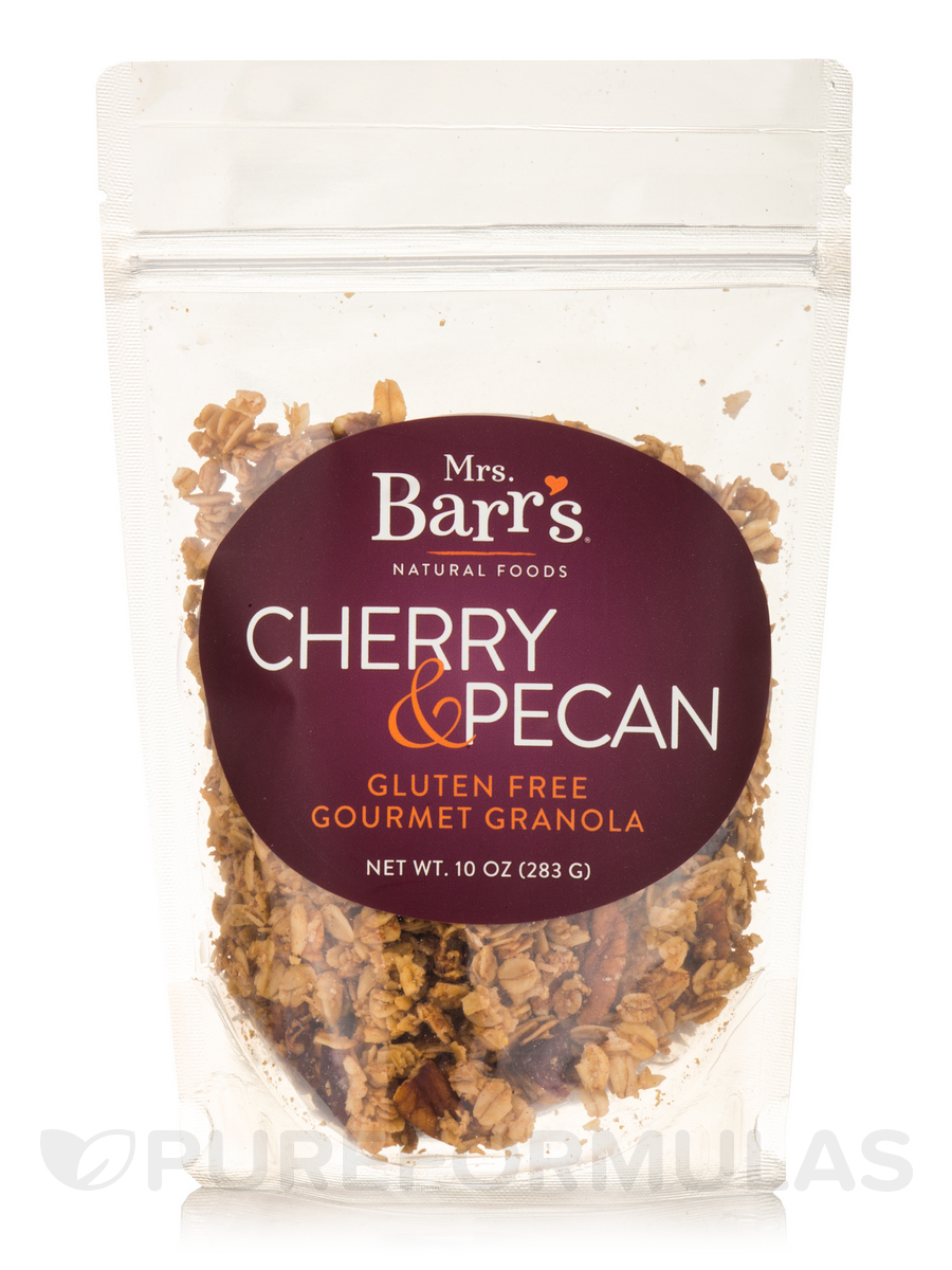 Cherry & Pecan Granola - 10 oz (283 Grams)