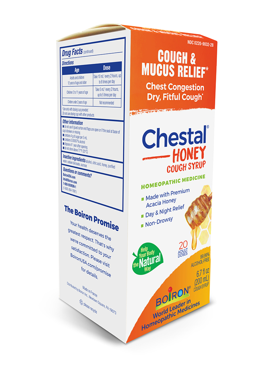 Chestal® Adult Honey - 6.7 fl. oz (200 ml)