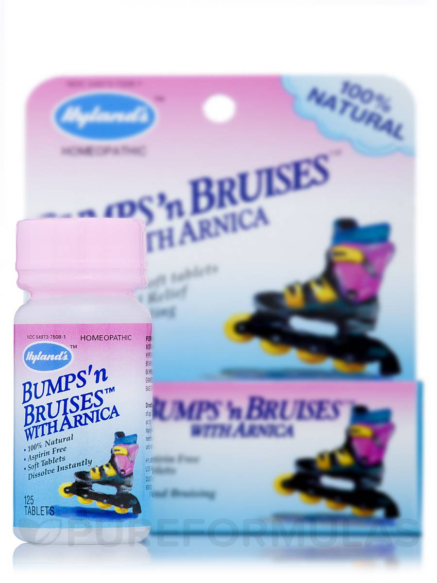 Children's Bumps 'n Bruises with Arnica - 125 Tablets