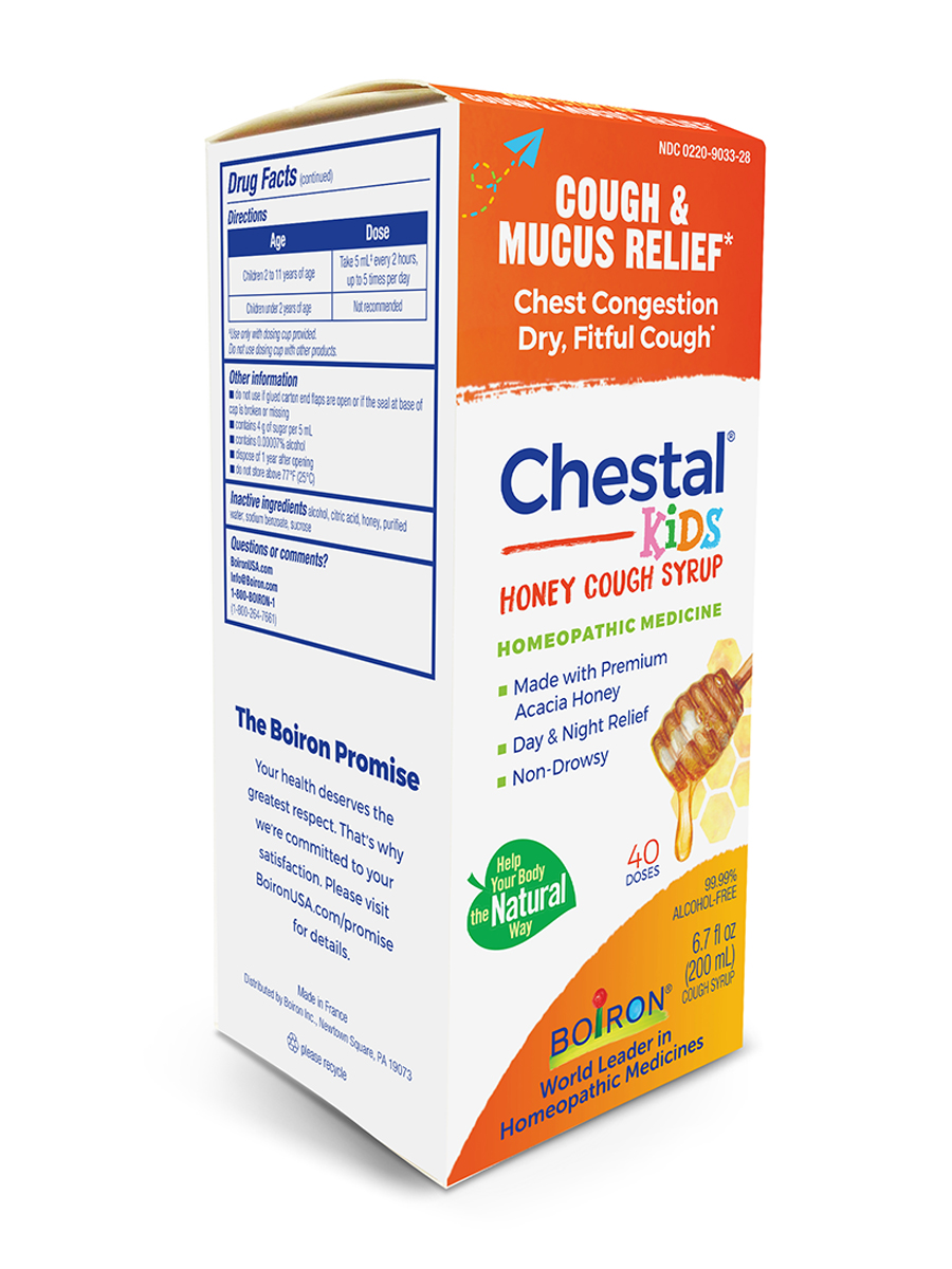 Children's Chestal® Cough Honey - 6.7 fl. oz (200 ml)