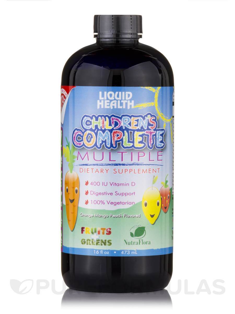 Children's Complete Liquid Multiple - 16 fl. oz (473 ml)