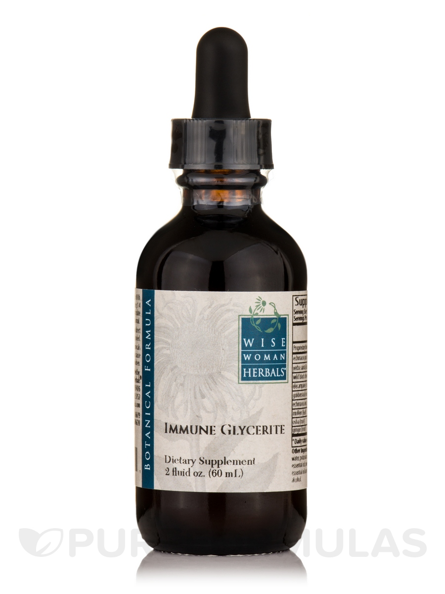 Immune Glycerite - 2 fl. oz (60 ml)