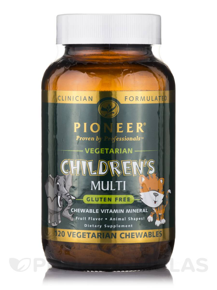 Children's Multi Vitamin - 120 Vegetarian Chewables