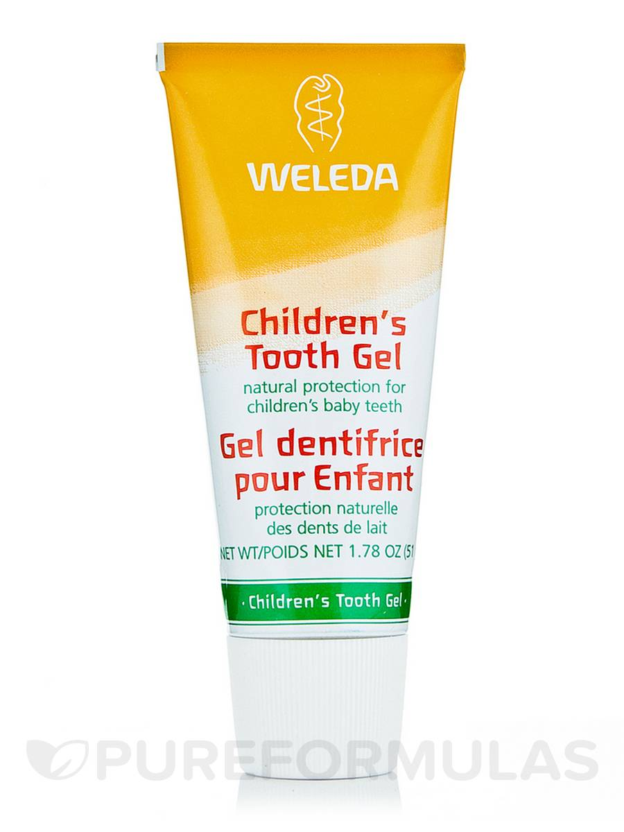 Children's Tooth Gel - 1.78 oz (51 Grams)