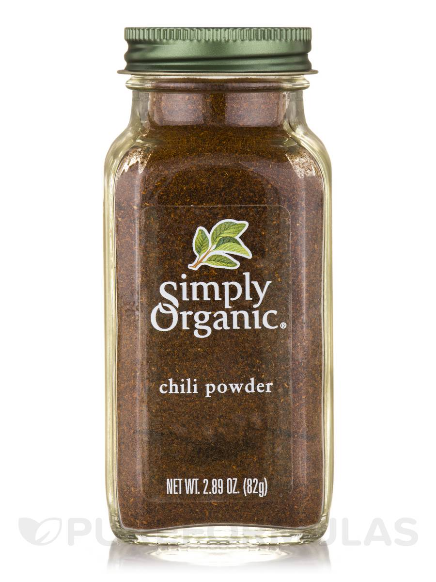 Chili Powder - 2.89 oz (82 Grams)