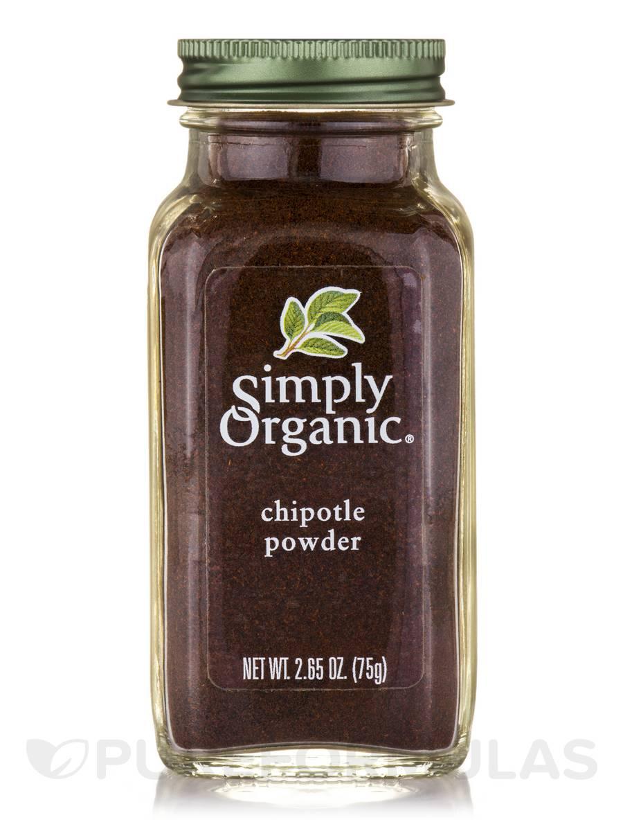 Chipotle Powder - 2.65 oz (75 Grams)