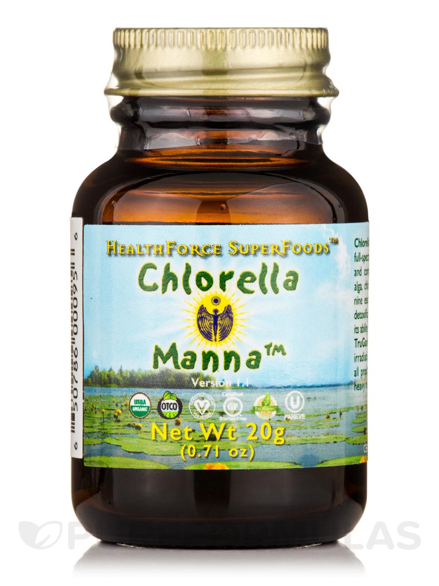 Chlorella Manna™ Powder - 20 Grams