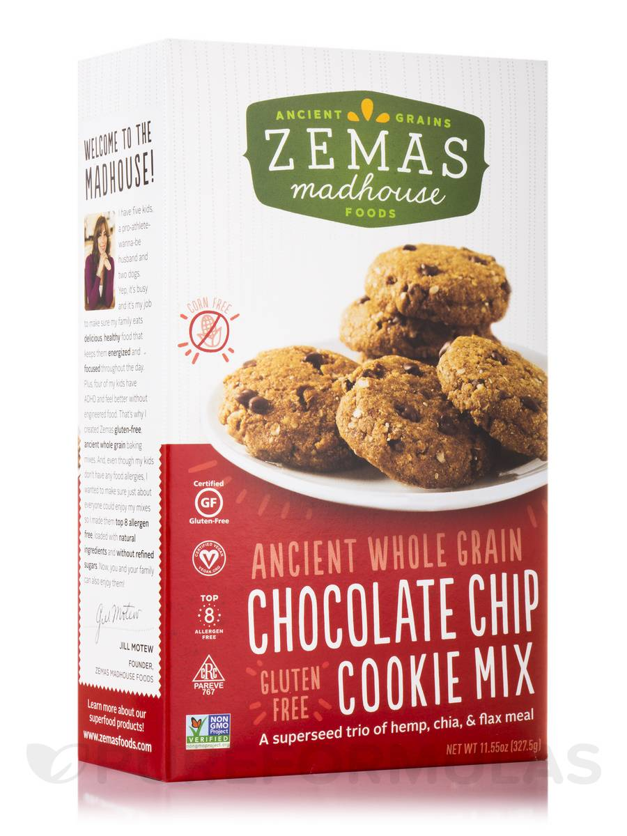 Chocolate Chip Cookie Mix - 11.55 oz (327.5 Grams)