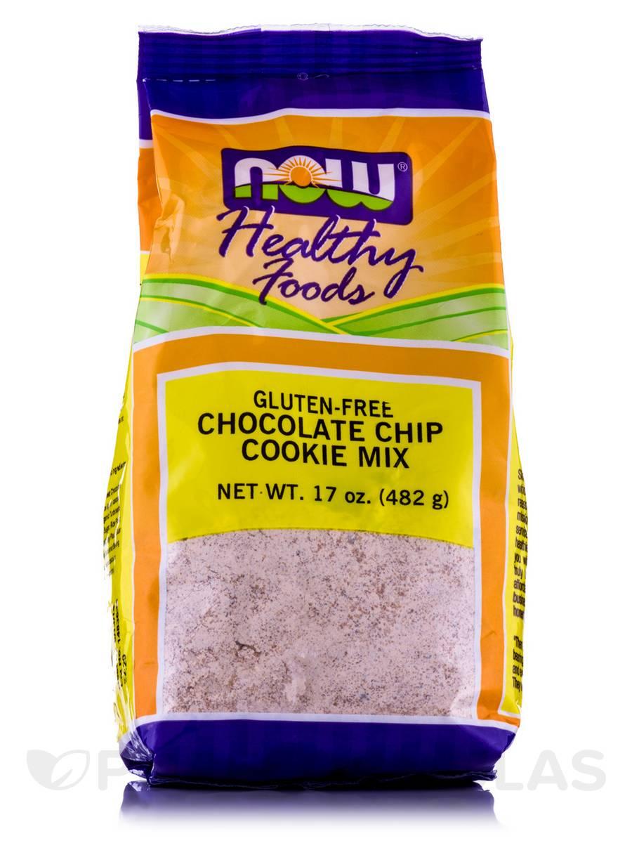 LivingNow™ Chocolate Chip Cookie Mix (Gluten-Free) - 17 oz (482 Grams)