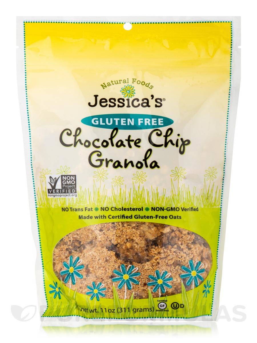 Gluten-Free Chocolate Chip Granola - 11 oz (311 Grams)
