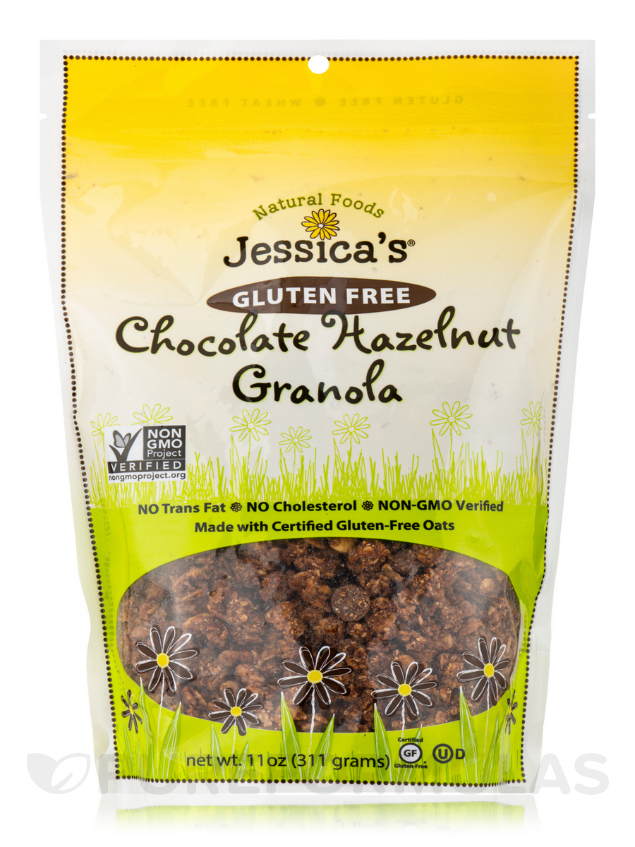 Chocolate Hazelnut Granola - 12 oz (340 Grams)