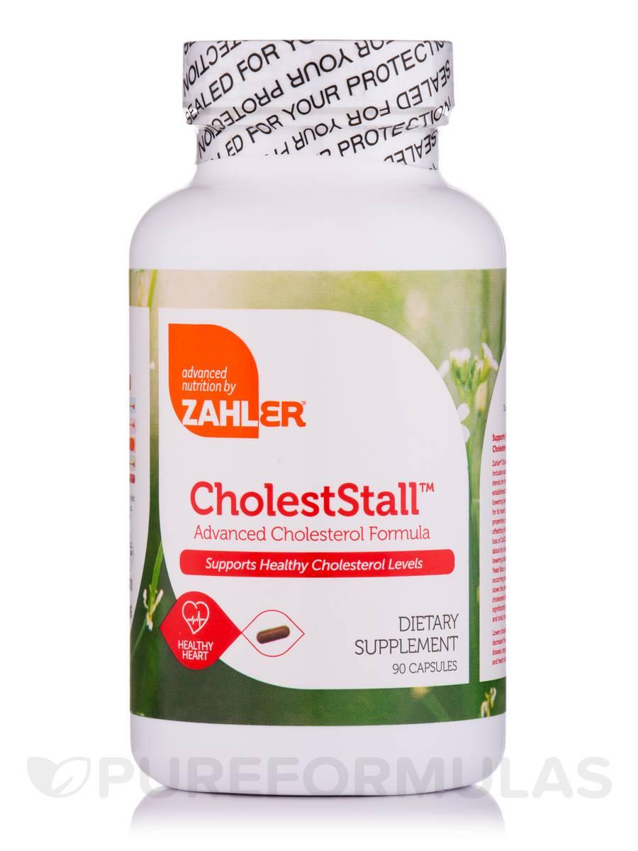 CholestStall - 90 Capsules