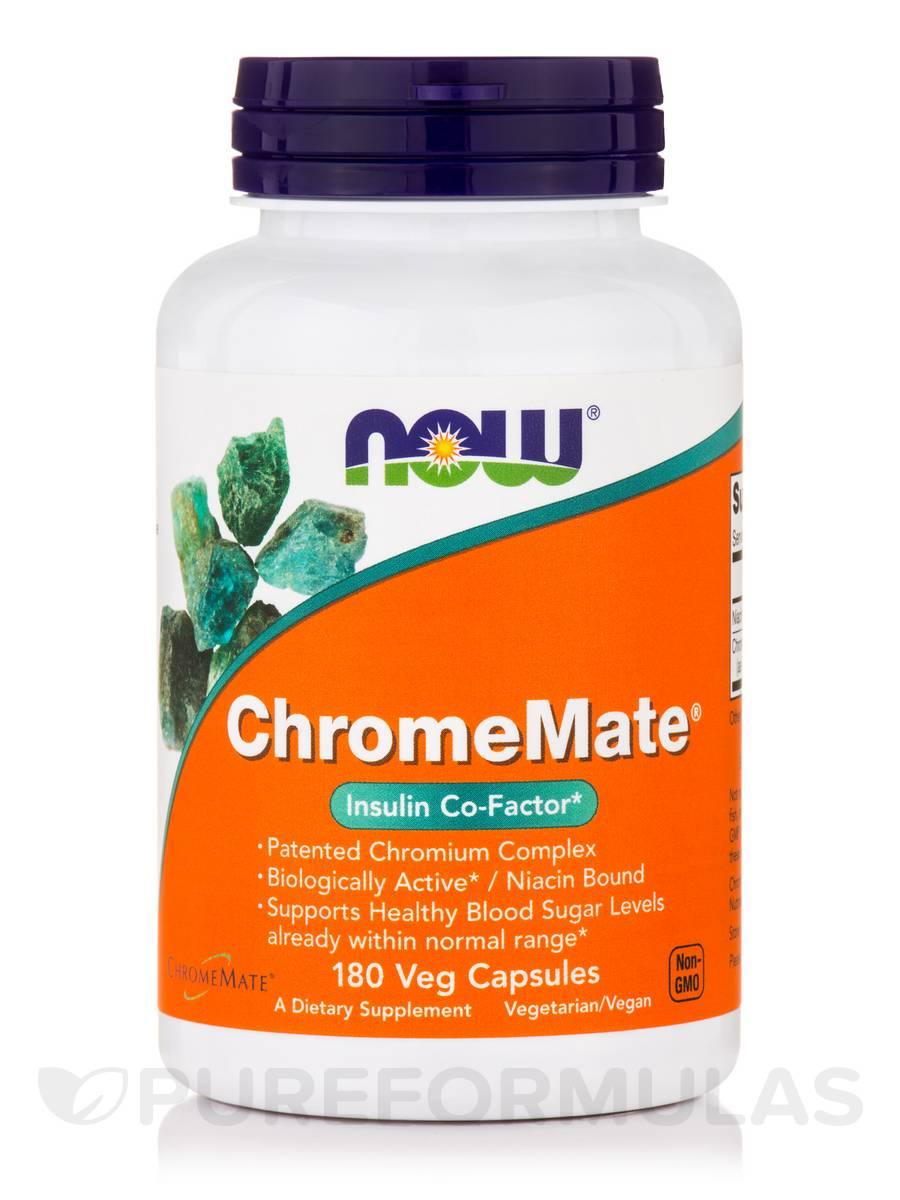 ChromeMate® - 180 Veg Capsules