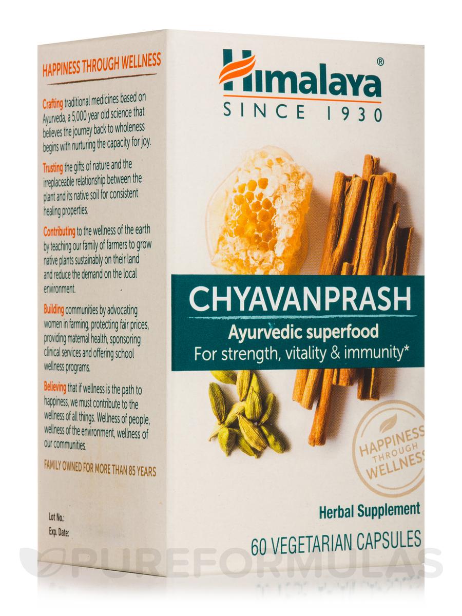 Chyavanprash - 60 Vegetarian Capsules
