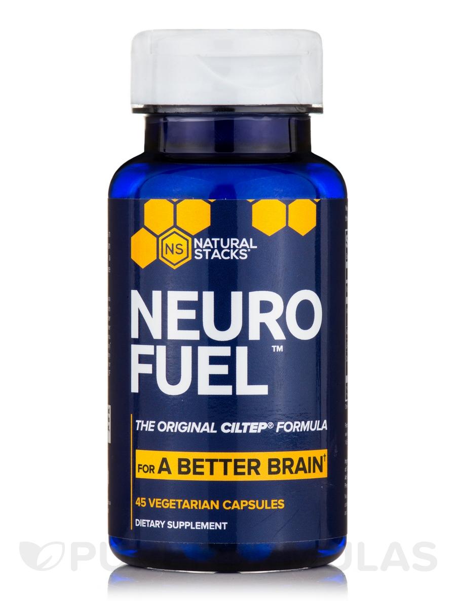 Neuro Fuel™ (The Original CILTEP® Formula) - 45 Vegetarian Capsules