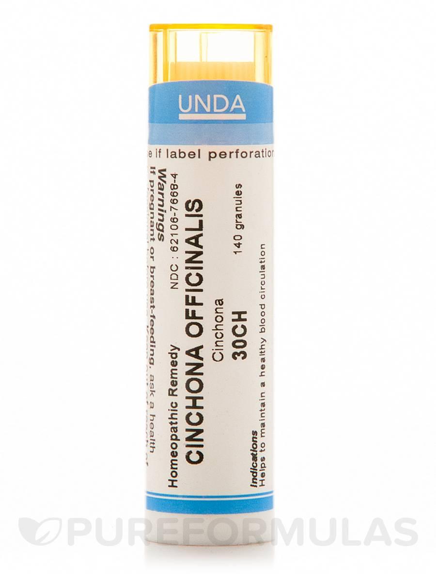 Cinchona Officinalis 30CH - 140 Granules (5.5g)