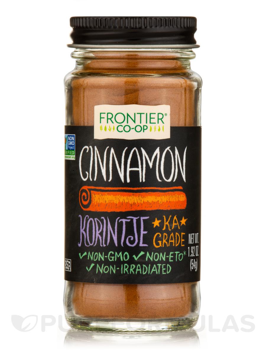 Cinnamon Ground, Korintje - 1.92 oz 54 Grams)