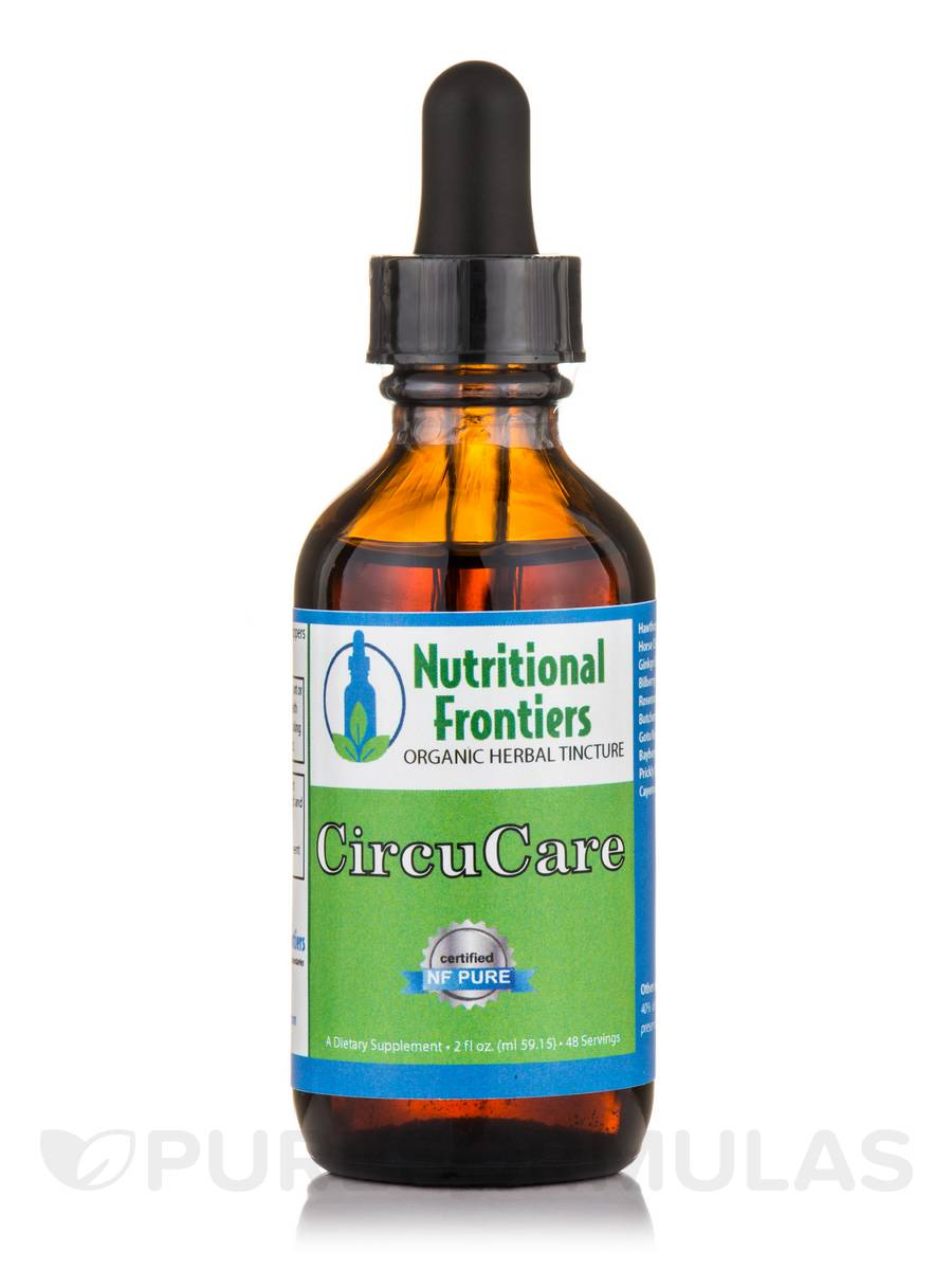CircuCare2-Extremeties (Herbal Tincture) - 2 fl. oz
