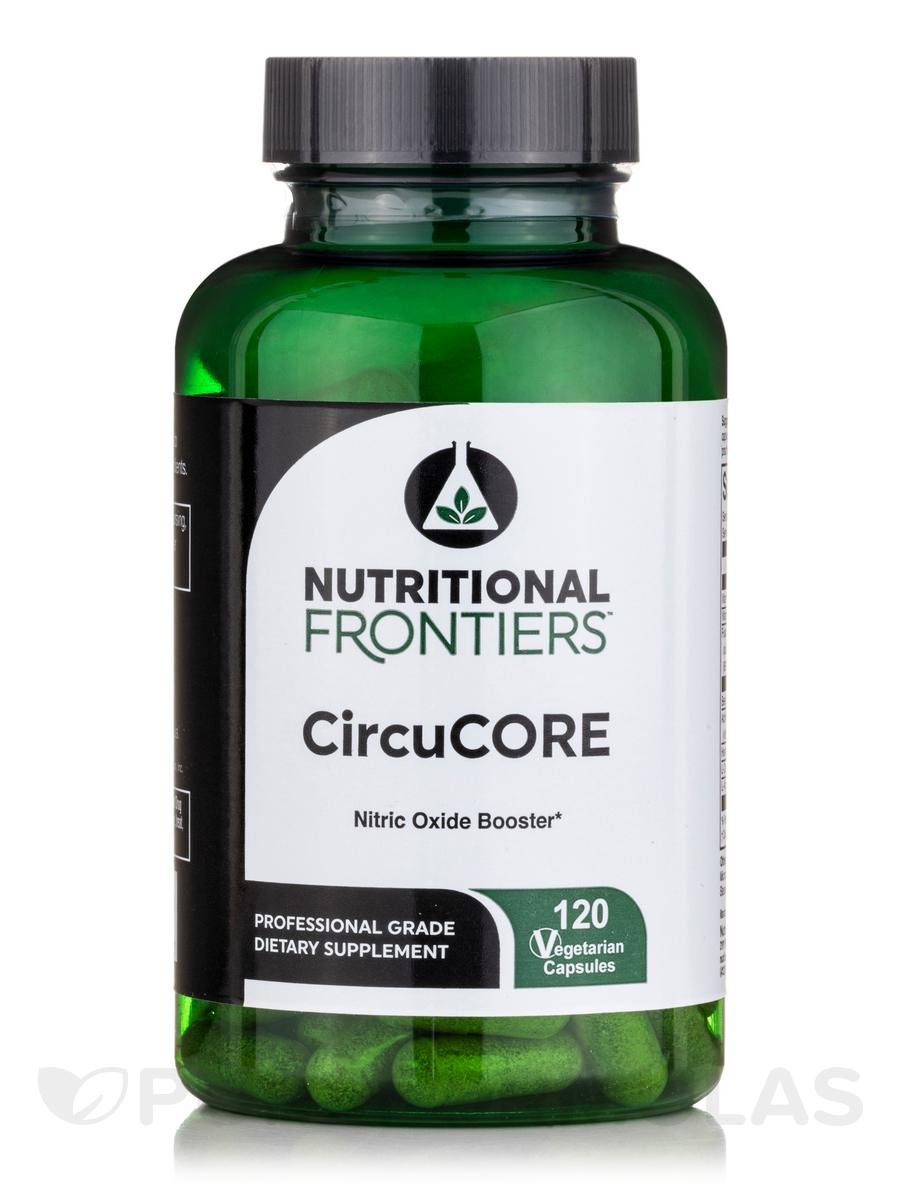 CircuCORE - 120 Vegetarian Capsules