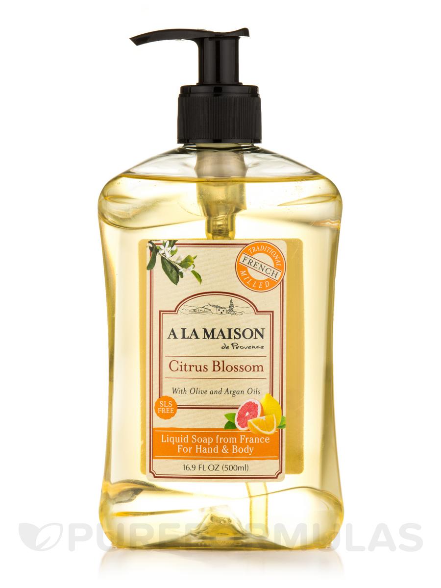 Citrus Blossom Liquid Soap - 16.9 fl. oz (500 ml)