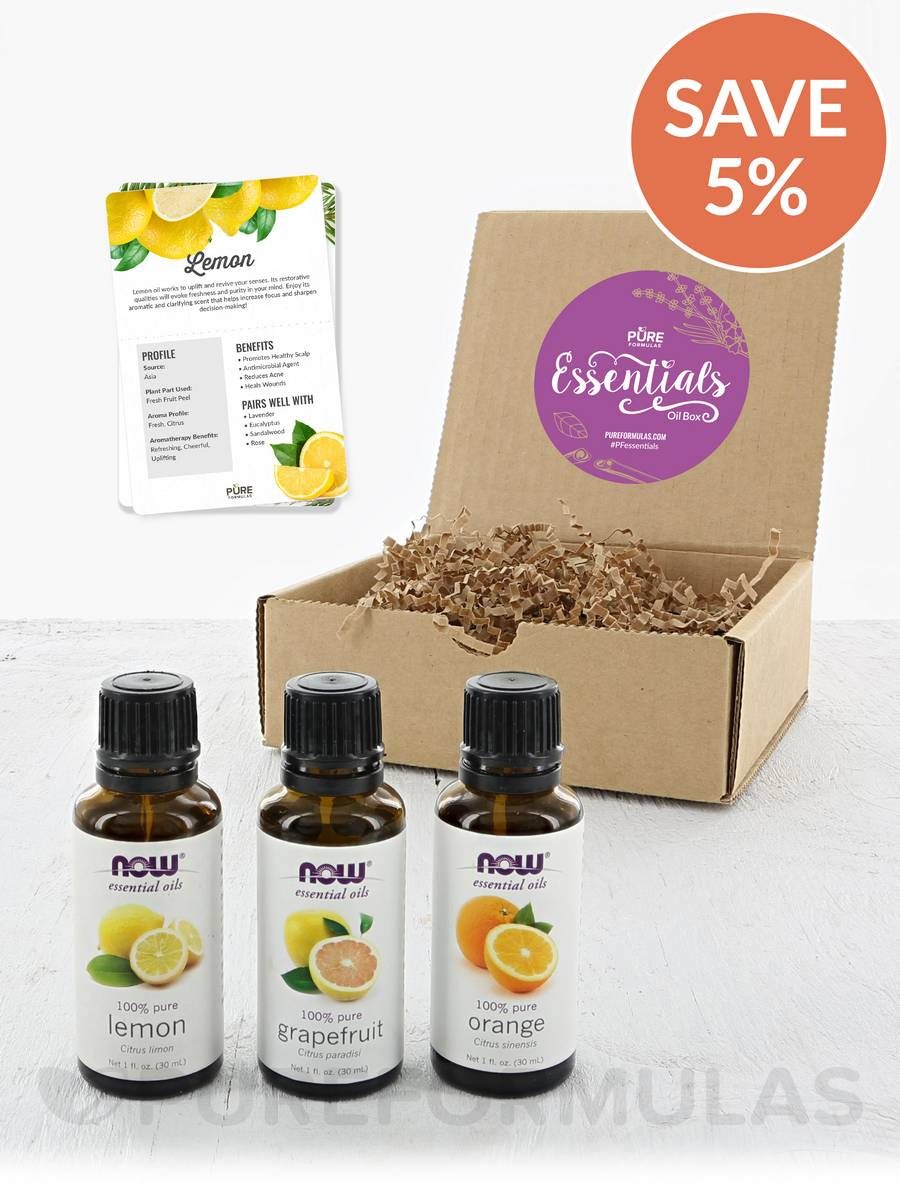 Citrus Essential Oil Collection - Save 5%