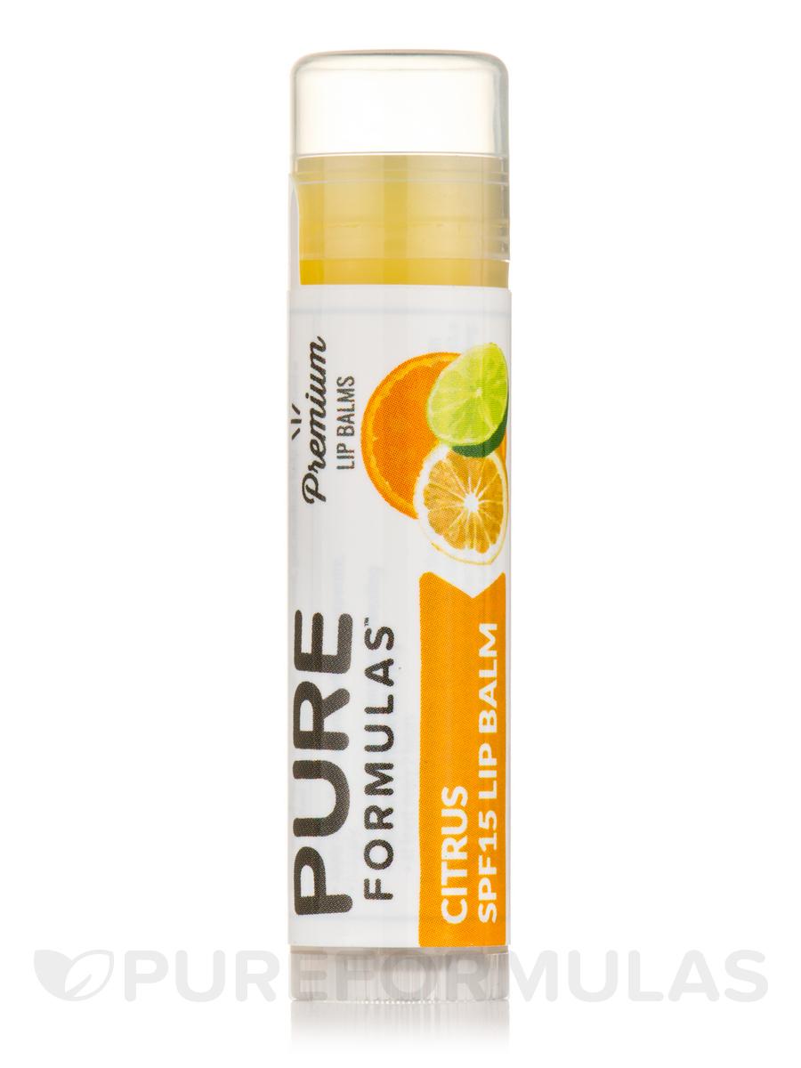 Citrus Lip Balm - 0.15 oz (4.25 Grams)