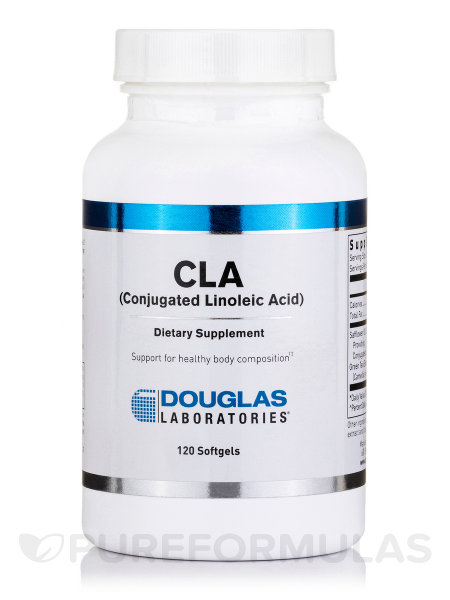 Conjugated Linoleic Acid - 120 Softgels