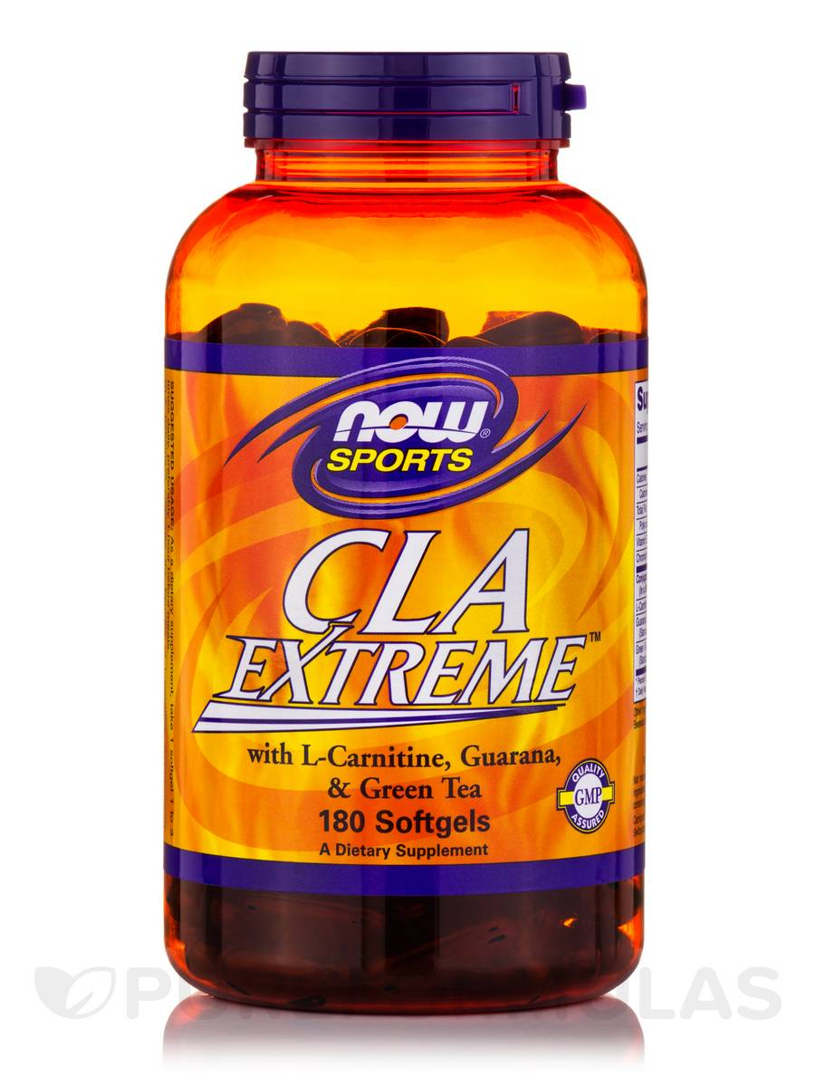 NOW® Sports - CLA Extreme™ - 180 Softgels