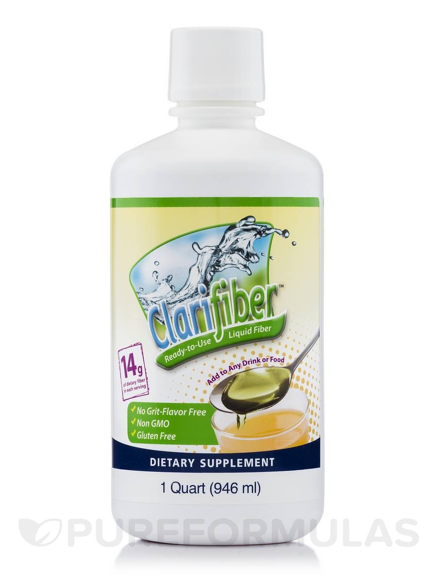 Clarifiber™ - 1 Quart (946 ml)
