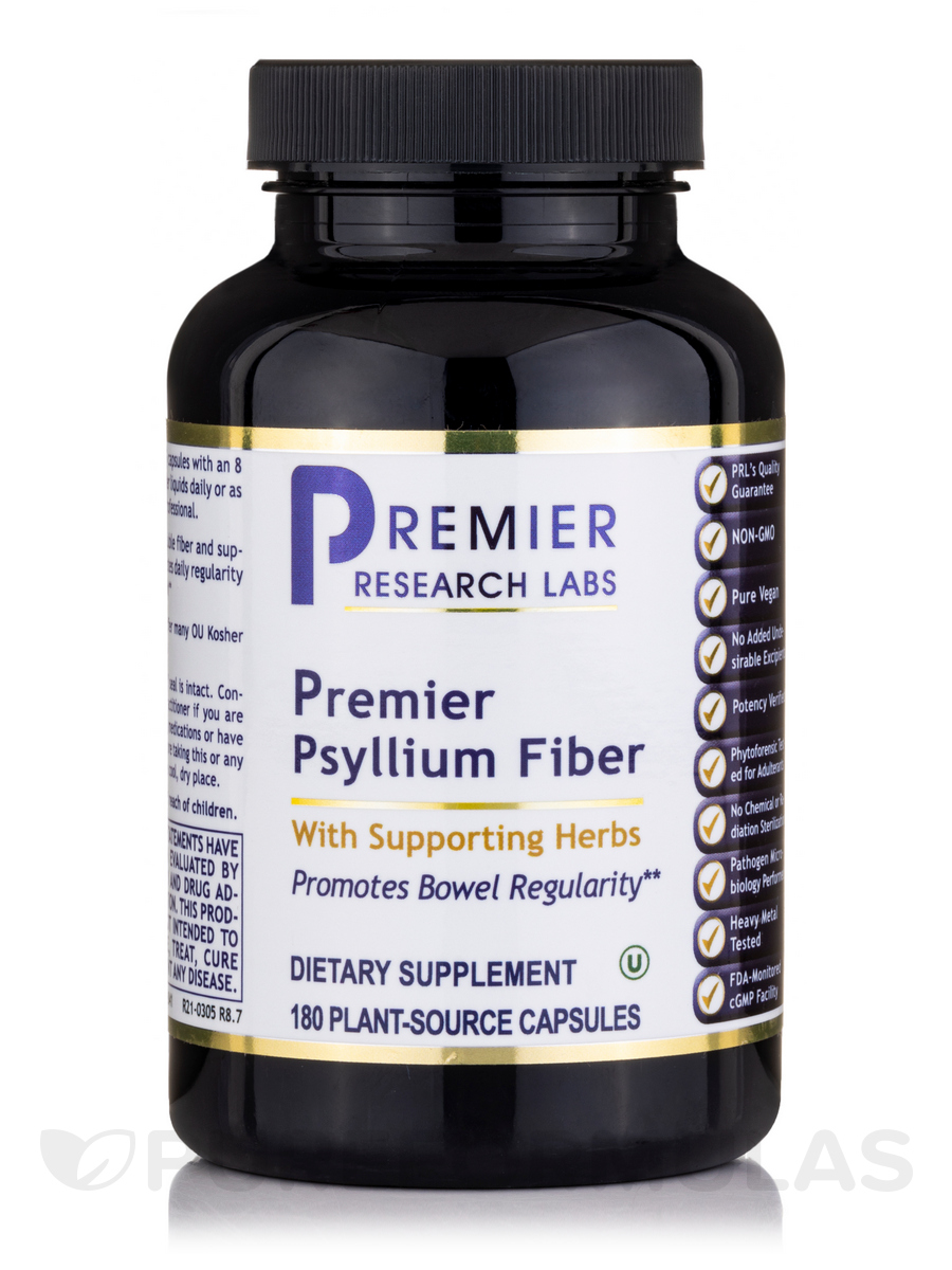 Premier Cleanse - 180 Vegetable Capsules