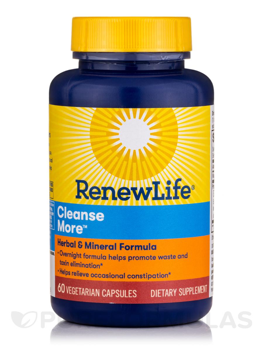 CleanseMore™ - 60 Vegetarian Capsules