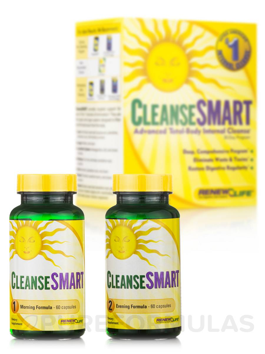 CleanseSmart - 2-Part Kit
