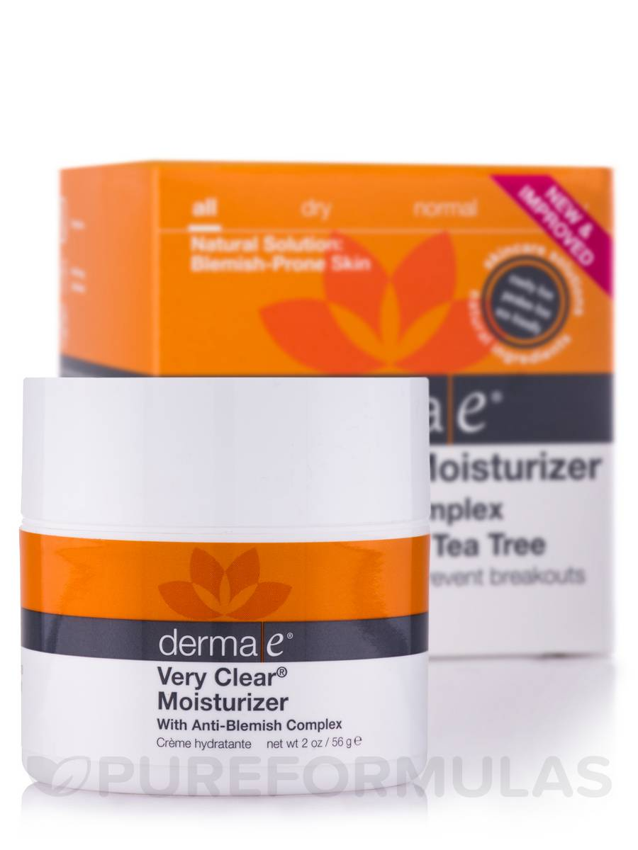 Very Clear Moisturize with Anti-Blemish Complex - 2 oz (56 Grams)