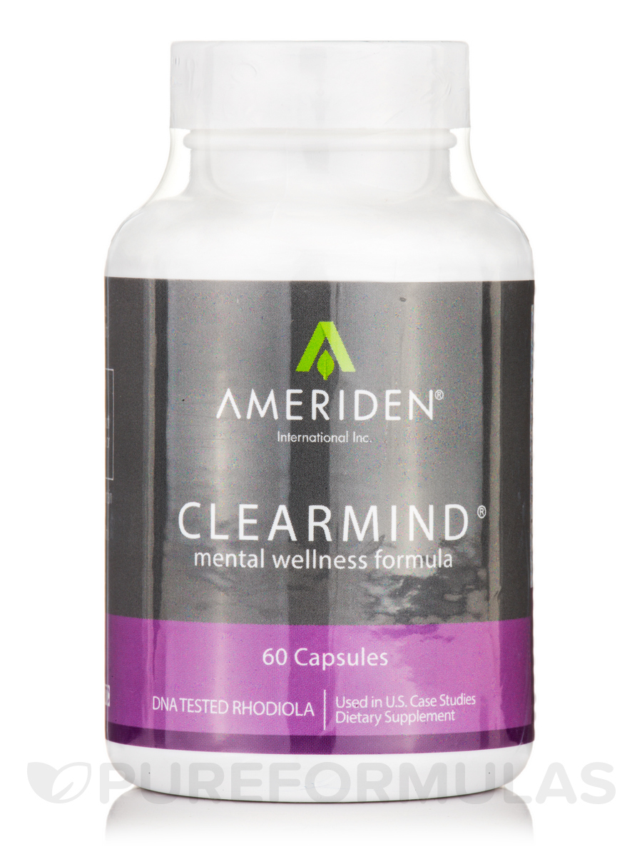 ClearMind 275 mg - 60 Capsules