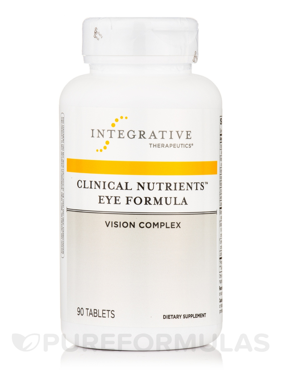 Clinical Nutrients™ Eye Formula - 90 Tablets