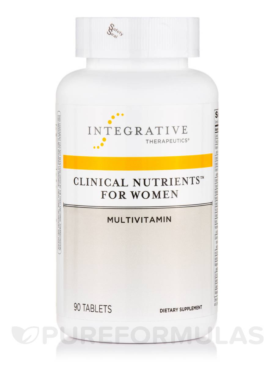 Clinical Nutrients™ for Women - 90 Tablets