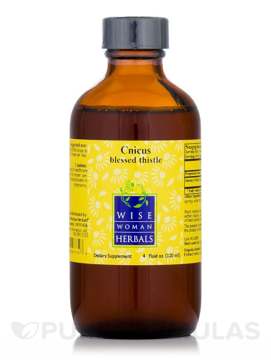 Cnicus Benedictus (Blessed Thistle) - 4 fl. oz (120 ml)