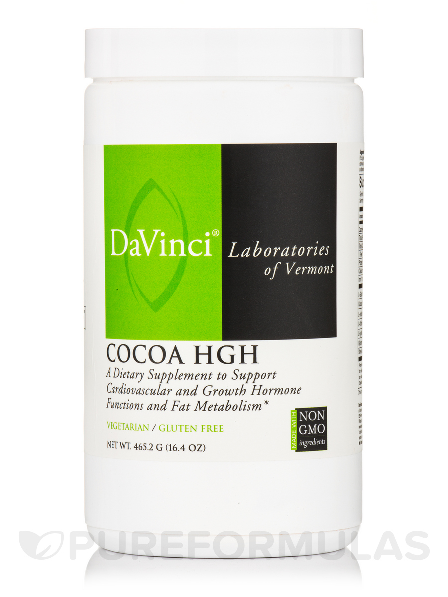 Cocoa HGH - 16.4 oz (465.2 Grams)