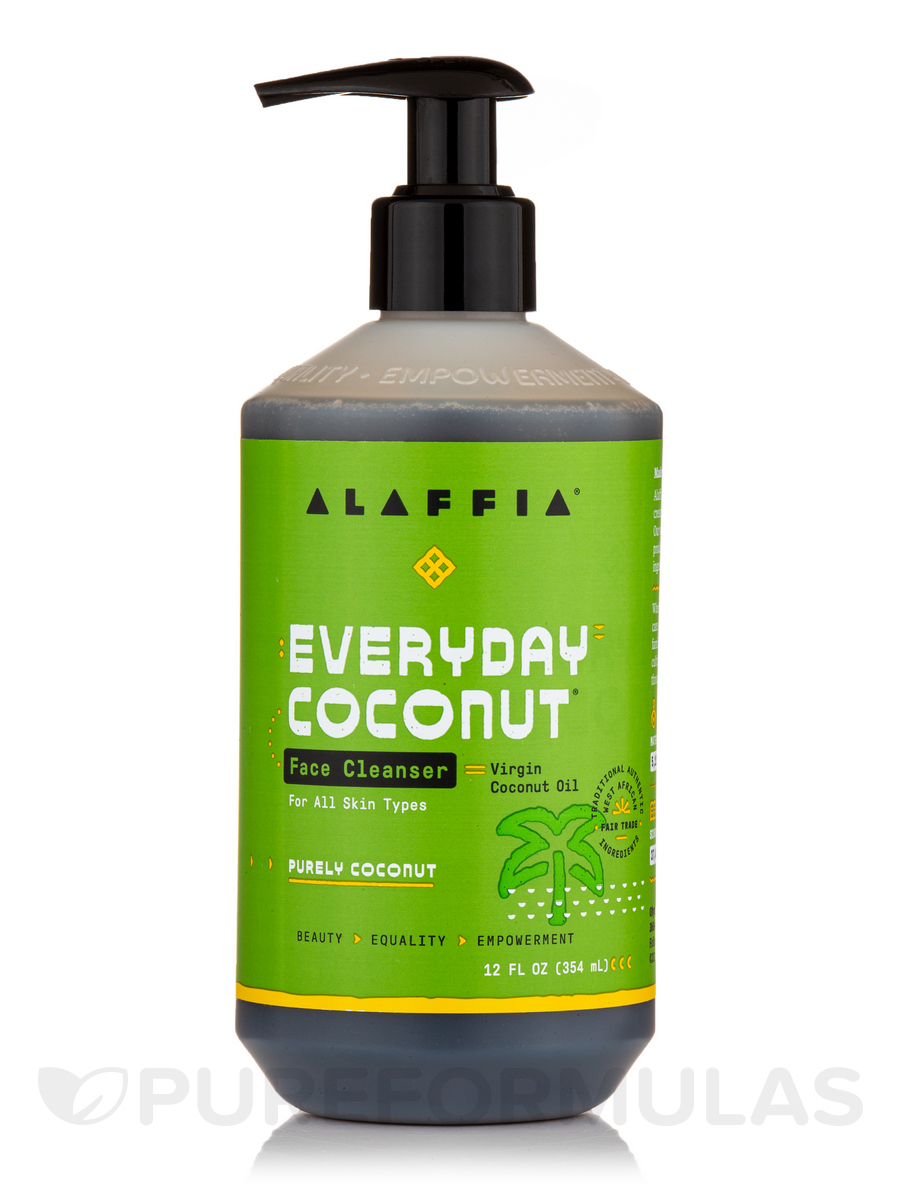 Coconut Face Cleanser - 12 fl. oz (354 ml)