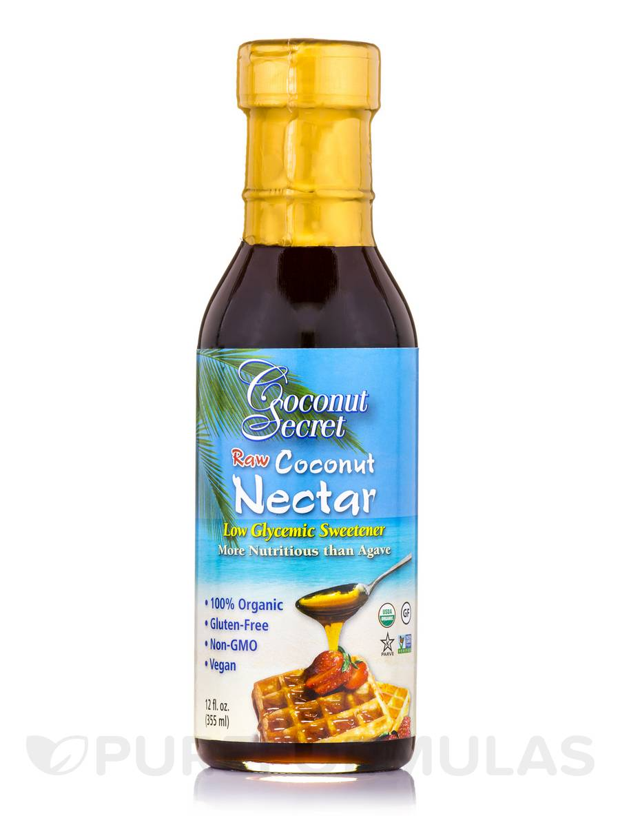 Coconut Nectar - 12 fl. oz (355 ml)